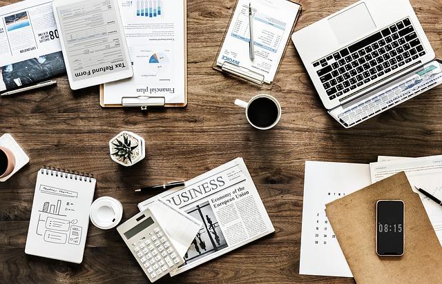 categorías de aplicaciones financieras