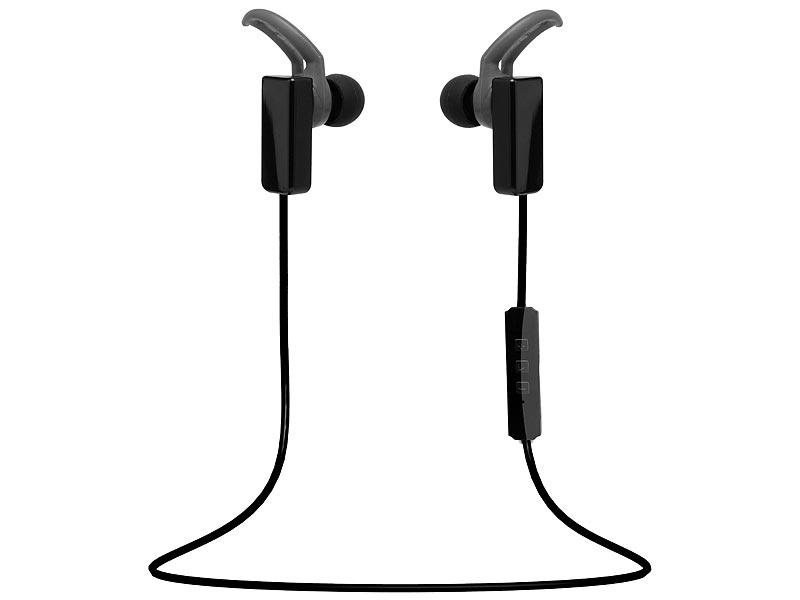 auvisio Bluetooth-4.1-Sport-Headset Headset Test 2017