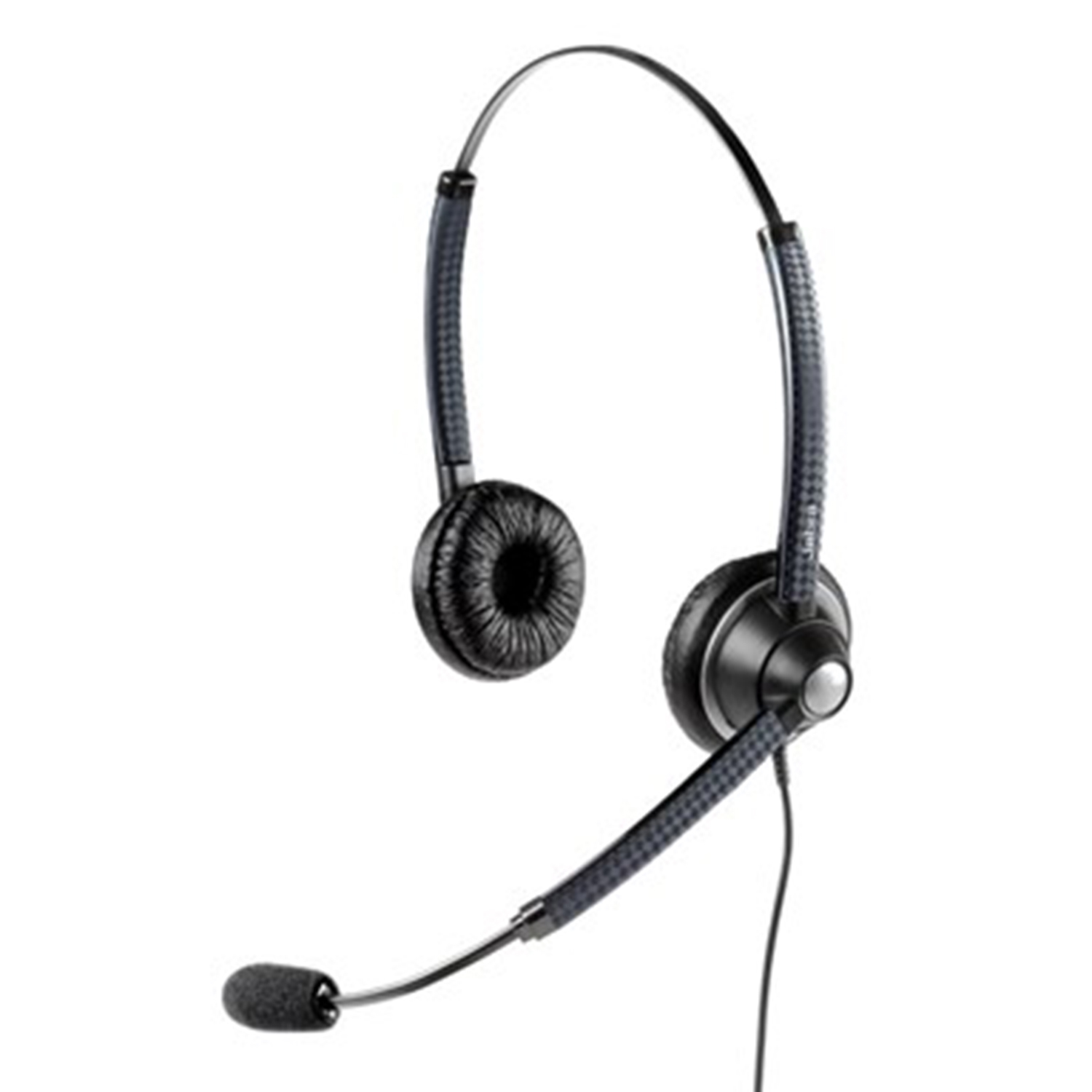 Corded Headsets: GN Jabra Biz 1900 Duo Headset