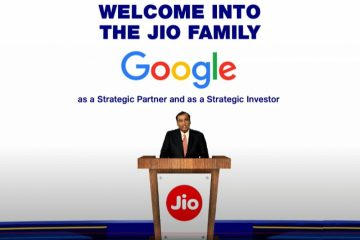 Jio-Google-investment