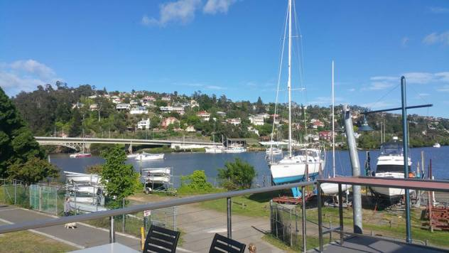 Yacht Club Fifty Five views