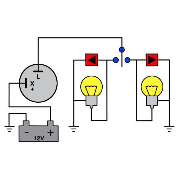5 pin led flasher relay wiring diagram 96 nissan maxima radio headwinds: no-load -