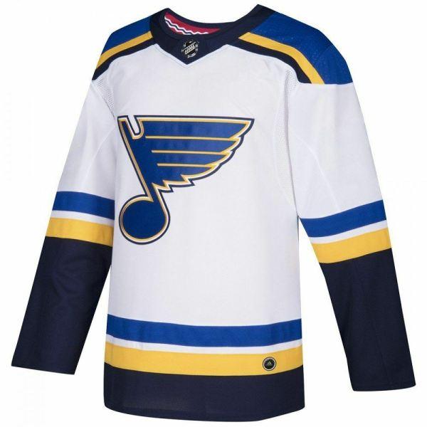5d6f967b14f ... Pro Home Jersey - Fan · St. Louis Blues Adidas Adizero Authentic Nhl  Hockey