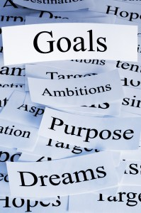 goals purpose dreams