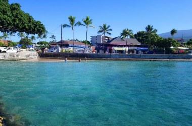 Ekat päivät Havaijilla