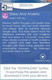 Stress & Anxiety app image