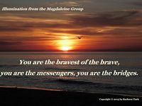 You are the bravest of the brave sunset photo