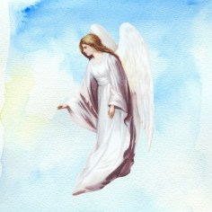 Angel affirmations for physical health