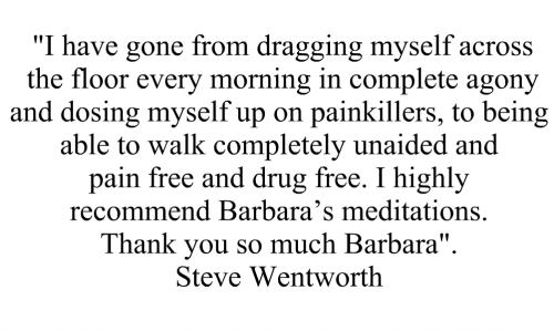 What Your Body Wants To Hear Back Pain Testimonial Steve