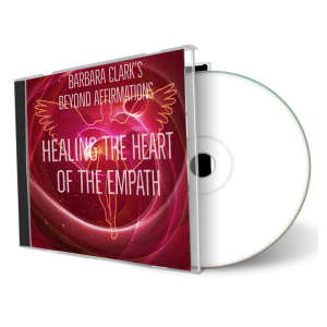 healing the heart of the empath cd cover