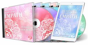 Healing The Heart Of The Empath MP3 and E-book Package
