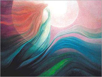 the harmonic convergence