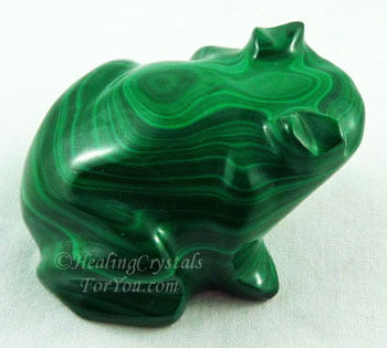 Malachite Powerful Protection Aids Imagination Amp Intuition