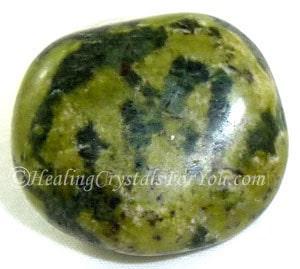 Serpentine Stone Aids Kundalini Awakening
