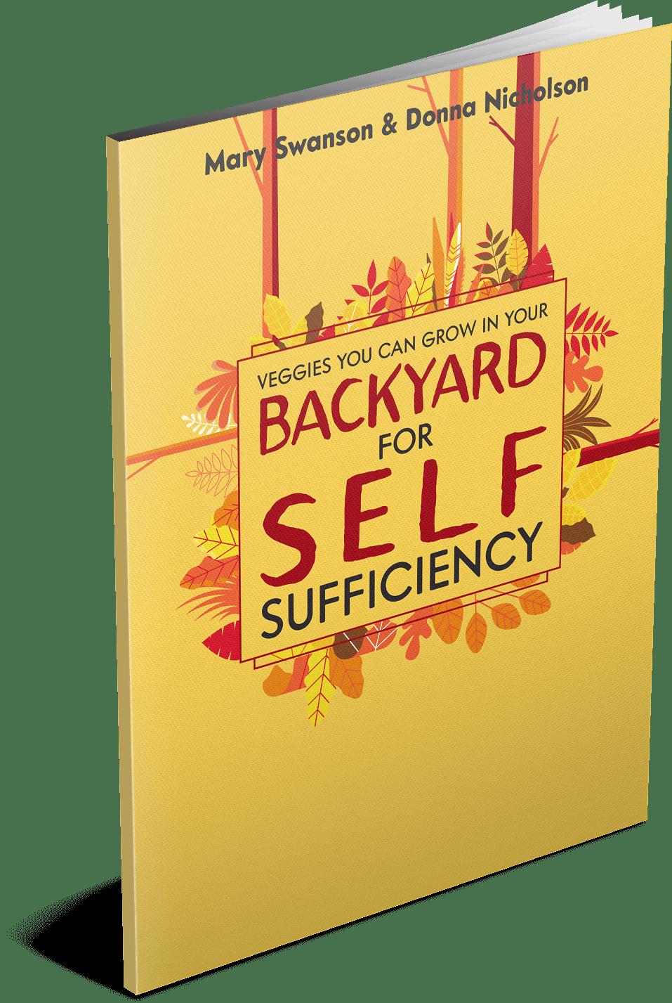 Backyard for Self Sufficiency