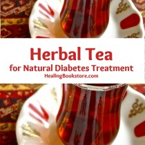 herbal tea for natural diabetes treatment