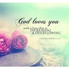 Father God Loves You