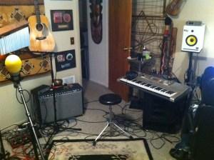 Home Studio Again