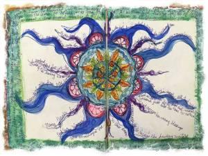 Ongoing Mindful Creativity Mandala