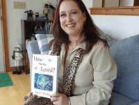 Spirit Medium and Author Karen T Hluchan