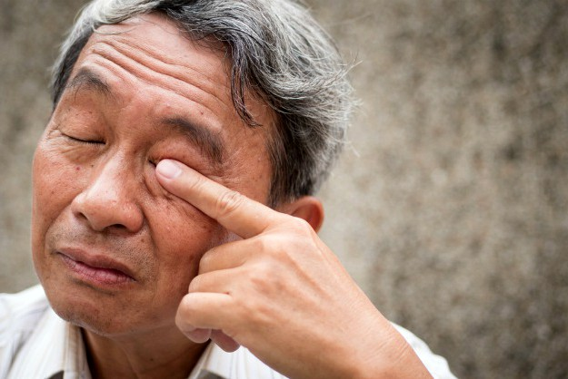 The Bowling Ball Syndrome and Glaucoma