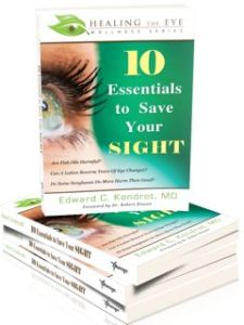 Dr. Kondrot's New Book! 10 Essentials to Save Your Sight