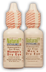 Natural Eye Drops For Dry Eyes | Homeopathic Treatment For