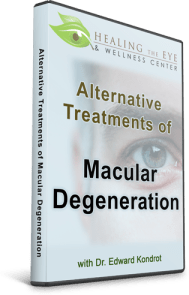Products - Webinars - Alternative Treatments of Macular Degeneration