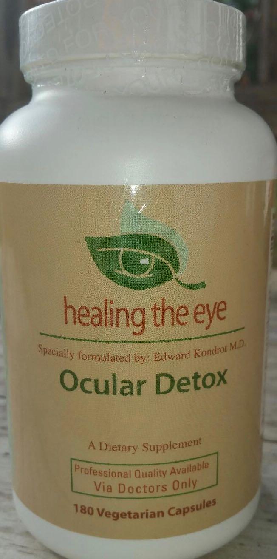 Products - Ocular Detox