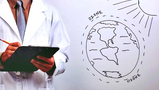 What Is Ozone? | Treating Chronic Eye Disease Using Ozone