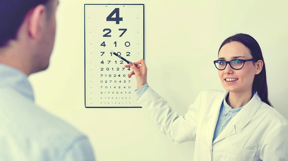 Eye Vision Test Understanding Your Trip To The Eye Doctor