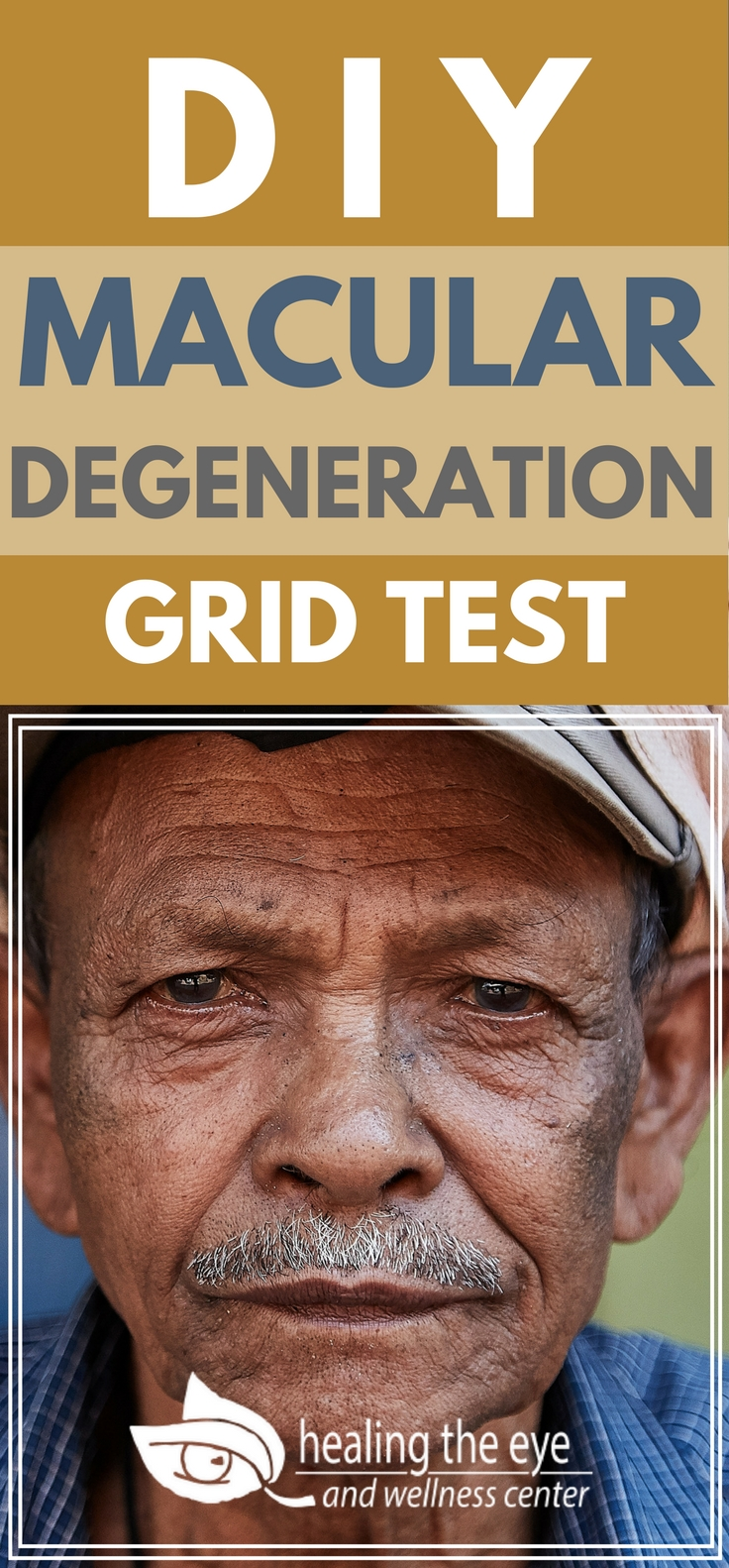 DIY Macular Degeneration Grid Test