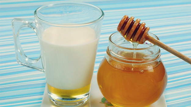 Milk and Honey | Burning Eyes Home Remedy | Natural Remedies
