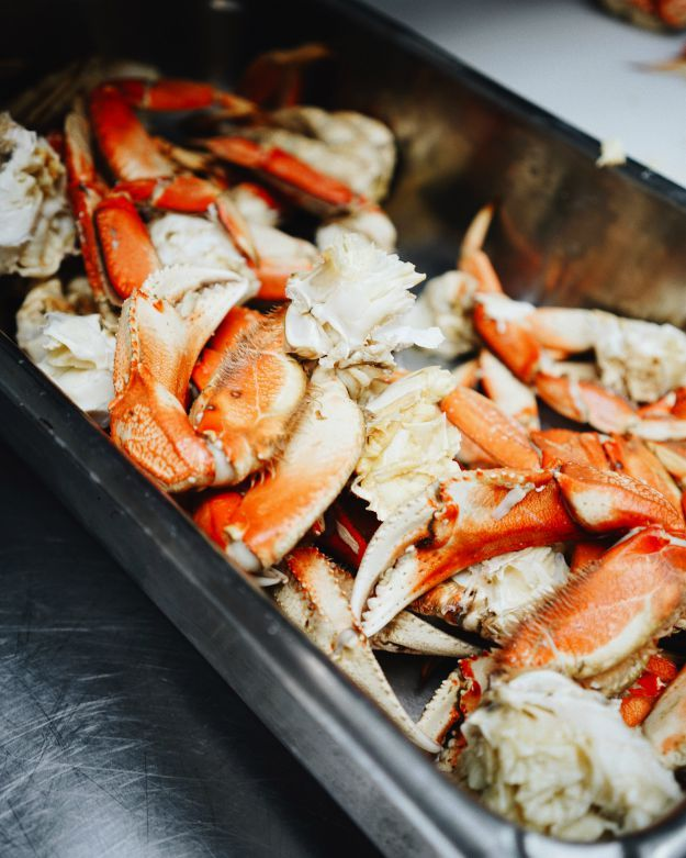 Crab and Lobster   Macular Degeneration Prevention: What Foods Are High In Zinc?