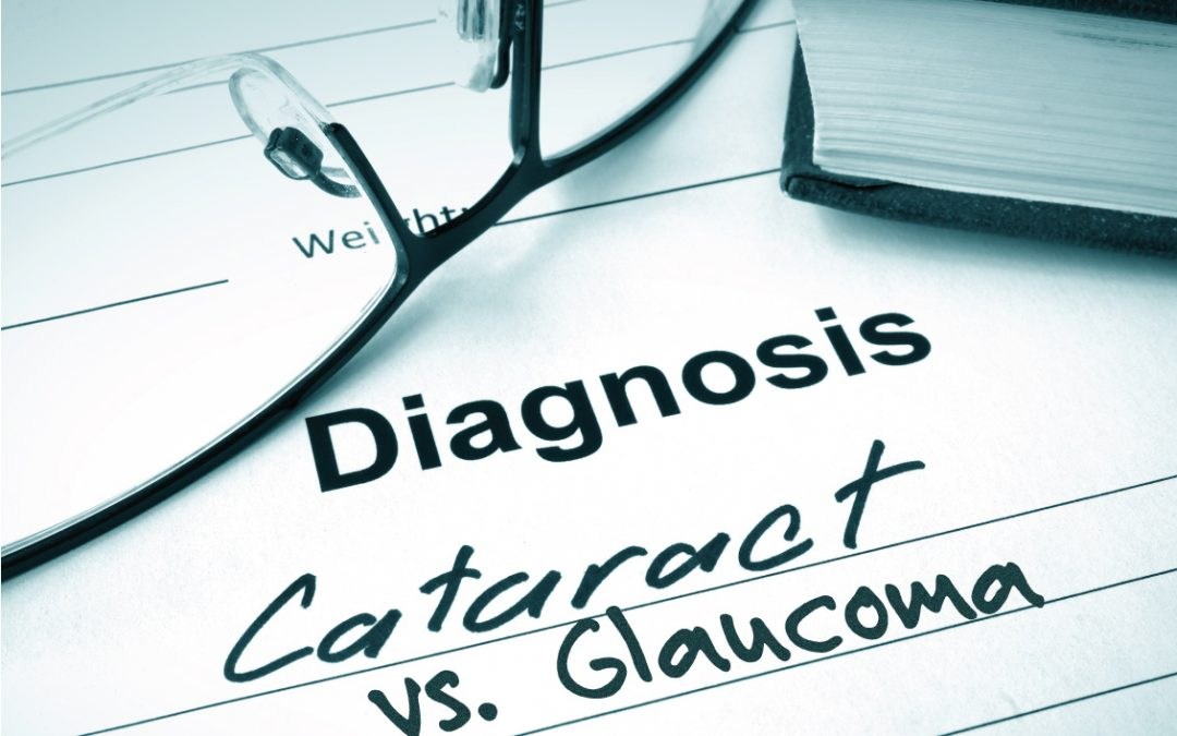 What is the Difference Between Glaucoma and Cataracts?
