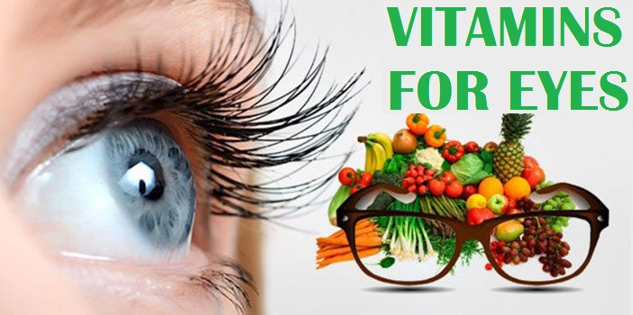 How To Fulfill Your Needs For Vitamins & Nutrients For Good Vision?