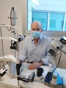 Dr. Robert Steigerwalt from Rome Italy