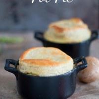 Pot Pie Recipe For Vegans And Vegetarians