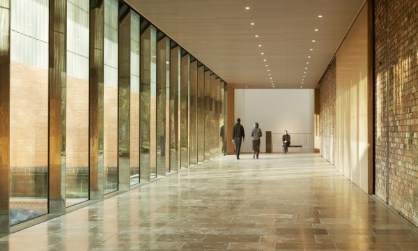 Whitworth Art Gallery Extension