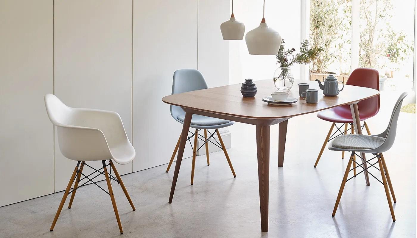 Vitra Eames DSW Chair HEALS
