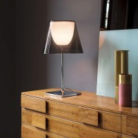 Flos KTribe T1 Table Lamp Smoke   HEAL'S