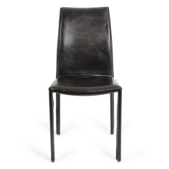 Buffalo Leather Chair Walmart Outdoor Table And Chairs Heal 39s Side Heals