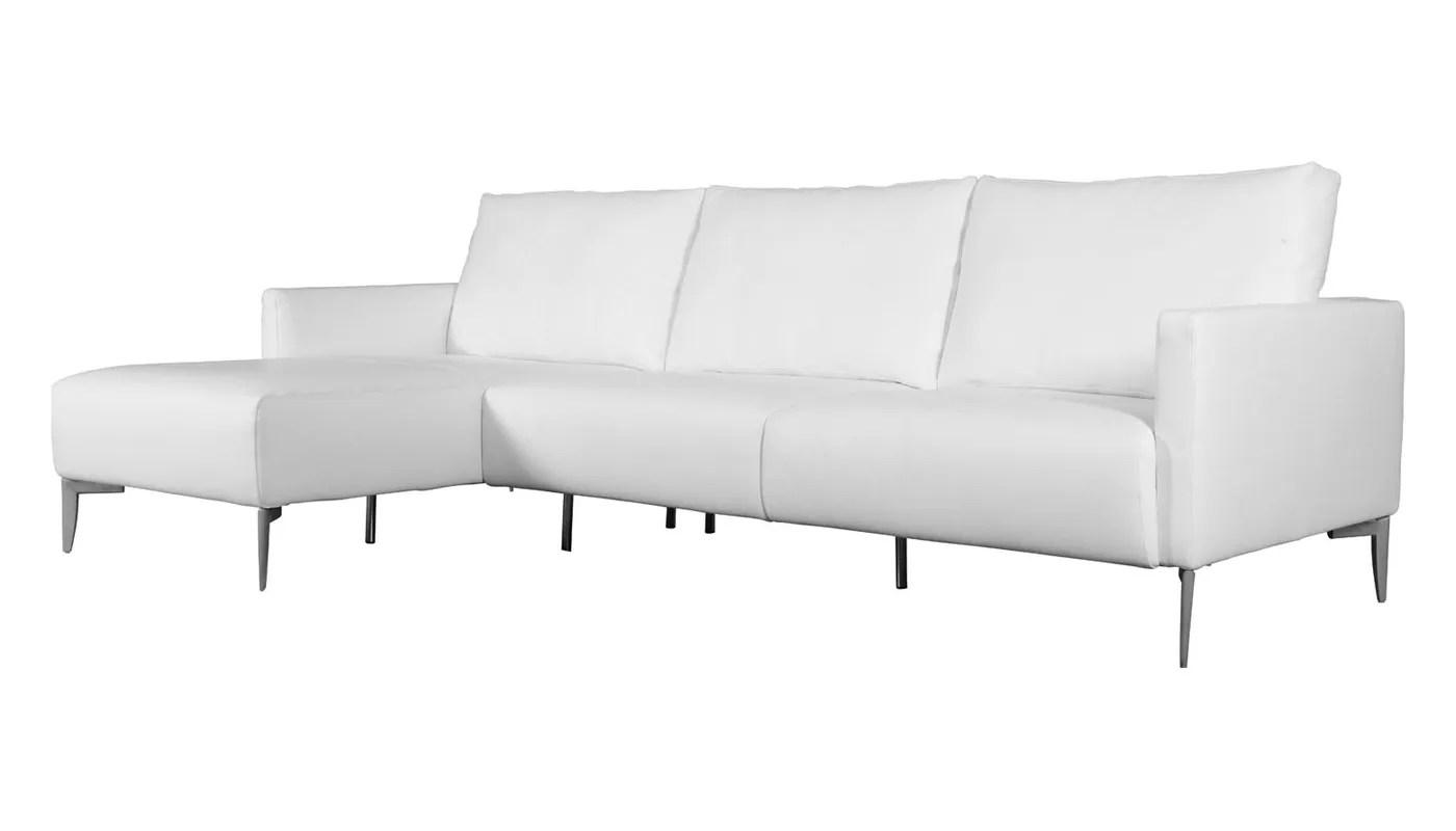 grey leather sofas harveys sofa for bay window corner left hand bed szymon faux ...
