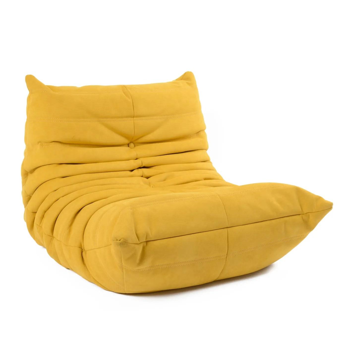 mini bean bag chair rocking and stool ligne roset togo heals