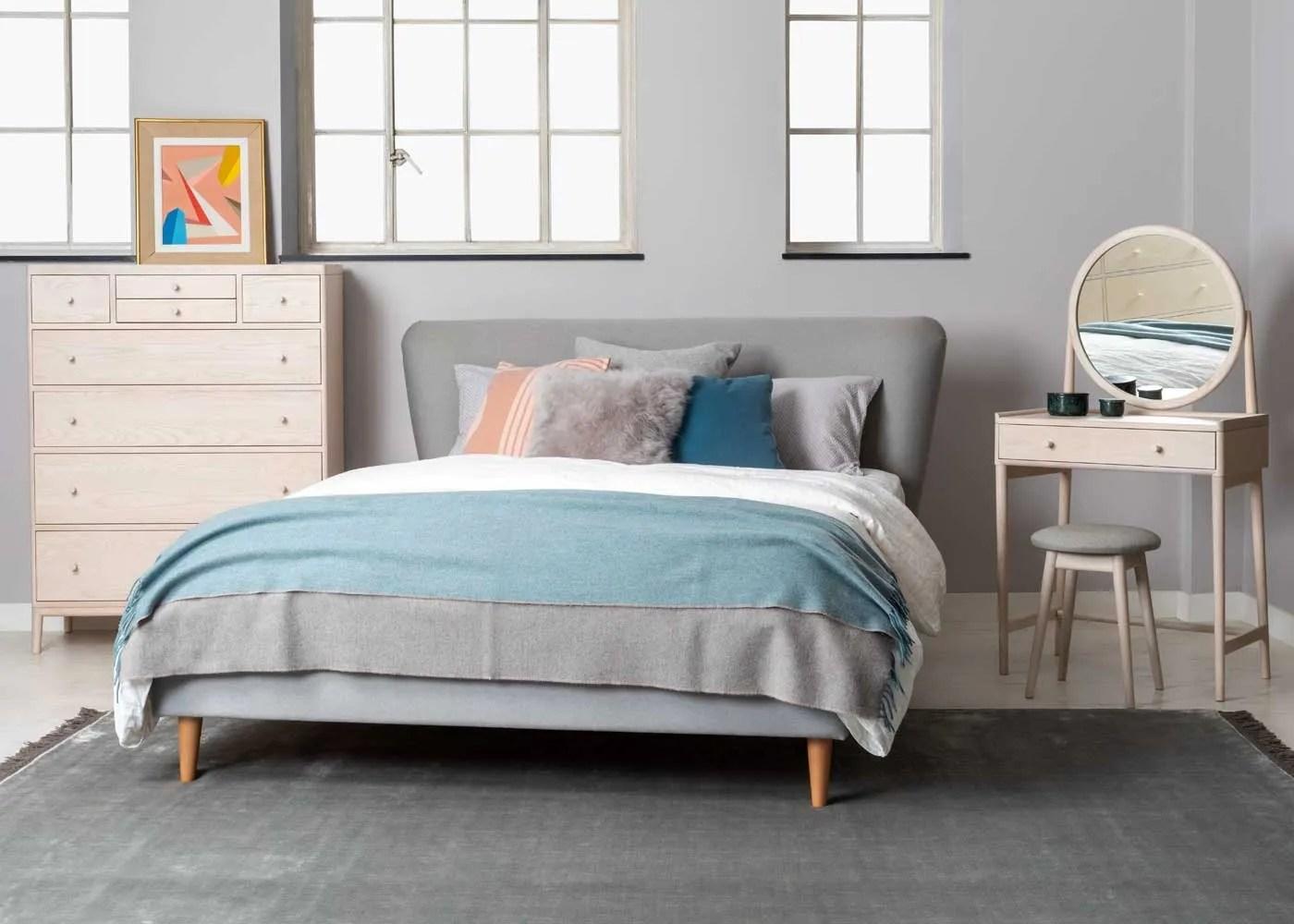 Salina Dressing Table Bedroom Furniture Heal S