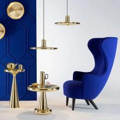 Blue Leather Sofas Top Grain Recliner Sofa Tom Dixon Wingback Chair | Heal's