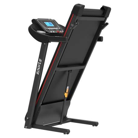 """Folding Treadmill, Smart Motorized Treadmill With Manual Incline And Air Spring & Mp3, Exercise Running Machine With 5\\\\\\\\\\\\\\\"""" Lcd Display For Home Use"""