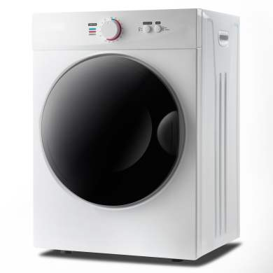 Portable Laundry Dryer With Easy Knob Control
