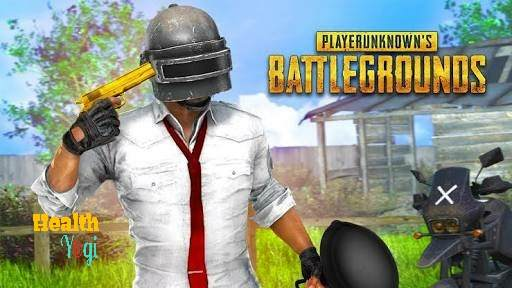 """""""Effect of PUBG game on your health 