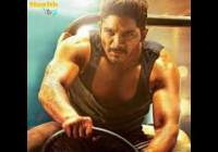 Allu Arjun workout routine and diet plan,gym